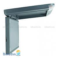 Автомобильный потолочный монитор Gate SQ-1701 Gray с USB/SD и ТВ-тюнером, цвет серый