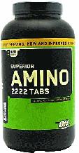 Аминокислоты, OPTIMUM NUTRITION, Superior Amino 2222, 320 tab