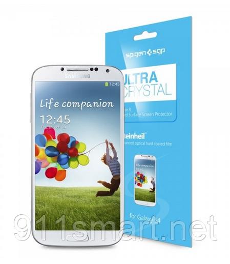 Защитная пленка для Samsung S4 SGP Steinheil Ultra Crystal Screen Protector
