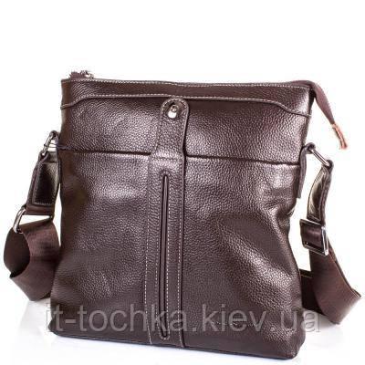 25108777ae03 Мужская кожаная сумка-планшет tofionno (ТОФИОННО) tu619-320-brown - IT