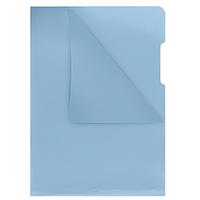 Папка-уголок А4, 180мкм, синий 1784095pl-10