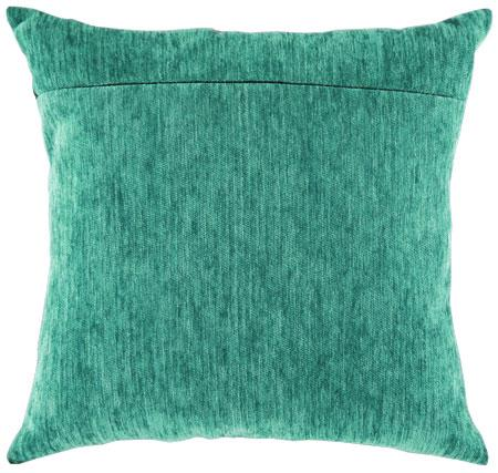 Оборот для подушки Бирюза