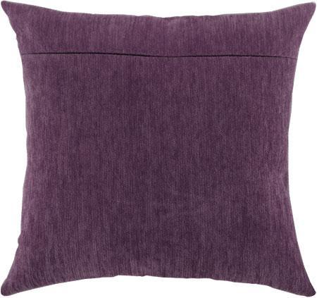 Оборот для подушки Фиалка