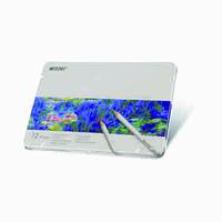 Цветные карандаши marco raffine  7100-36nt на 36 цветов в металлическом пенале