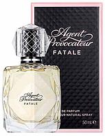 AGENT PROVOCATEUR FATALE EDP 50 ml  парфумированная вода женская (оригинал подлинник  )