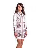 Вишита сукня. Сукня білого кольоро з вишивкою. Вишиванки жіночі. 41ae200df07a9