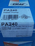 Водяной насос помпа Fiat Ducato 280 Citroen C25 Peugeot J5 2.5D  2.5TD, фото 4
