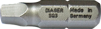 Біта квадрат SQ 3 25мм Diager