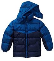 Куртка зимняя синяя Climate Concepts (США) для мальчика 7-16 лет