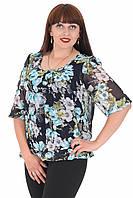 Женская блуза Офелия 1 БАТАЛ