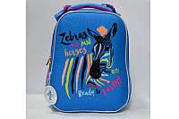 Рюкзак с принтом для мальчика KITE Animal Planet №AP17-531M каркасный
