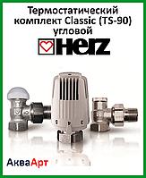 """HERZ Термостатический комплект Classic (TS-90) угловой 1/2"""""""