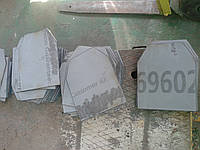 Пластины для бронежилетов 3 класс