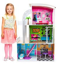Лялькові будиночки, замки, вілли для барбі...