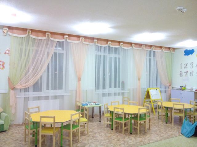 Шторы в детский сад Киев