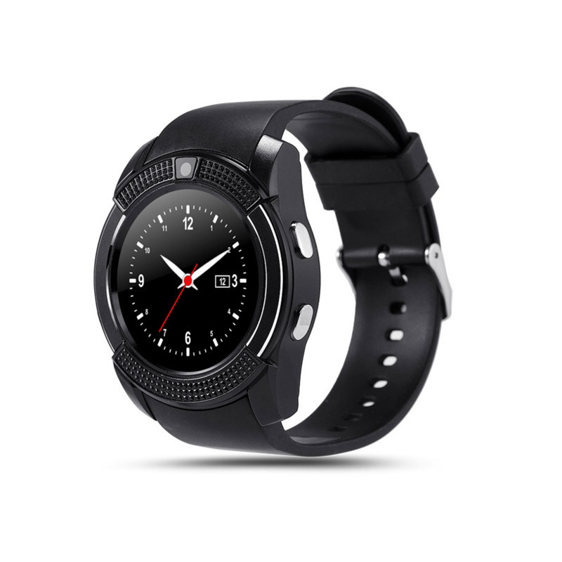 Умные часы (Smart Watch) V8 Black
