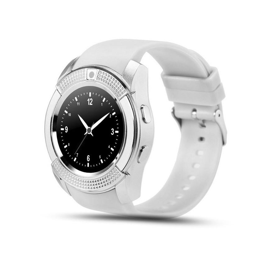 Умные часы (Smart Watch) V8 White