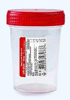 Емкость для сбора мочи  URI-BOX 120мл,  стерильная