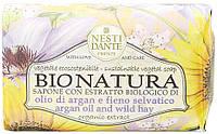 Натуральное Мыло Бионатура - Масло Арганы и Альпийские Травы 250г