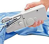 Mini Sewing Handy Stitch Міні швейна машинка, фото 2
