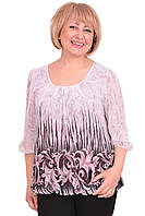 Женская блуза Офелия 5 БАТАЛ