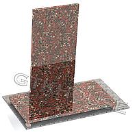 Плитка гранитная Капустинская нестандартные размеры