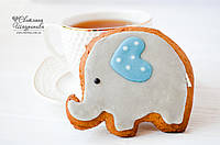 Пряник Слон