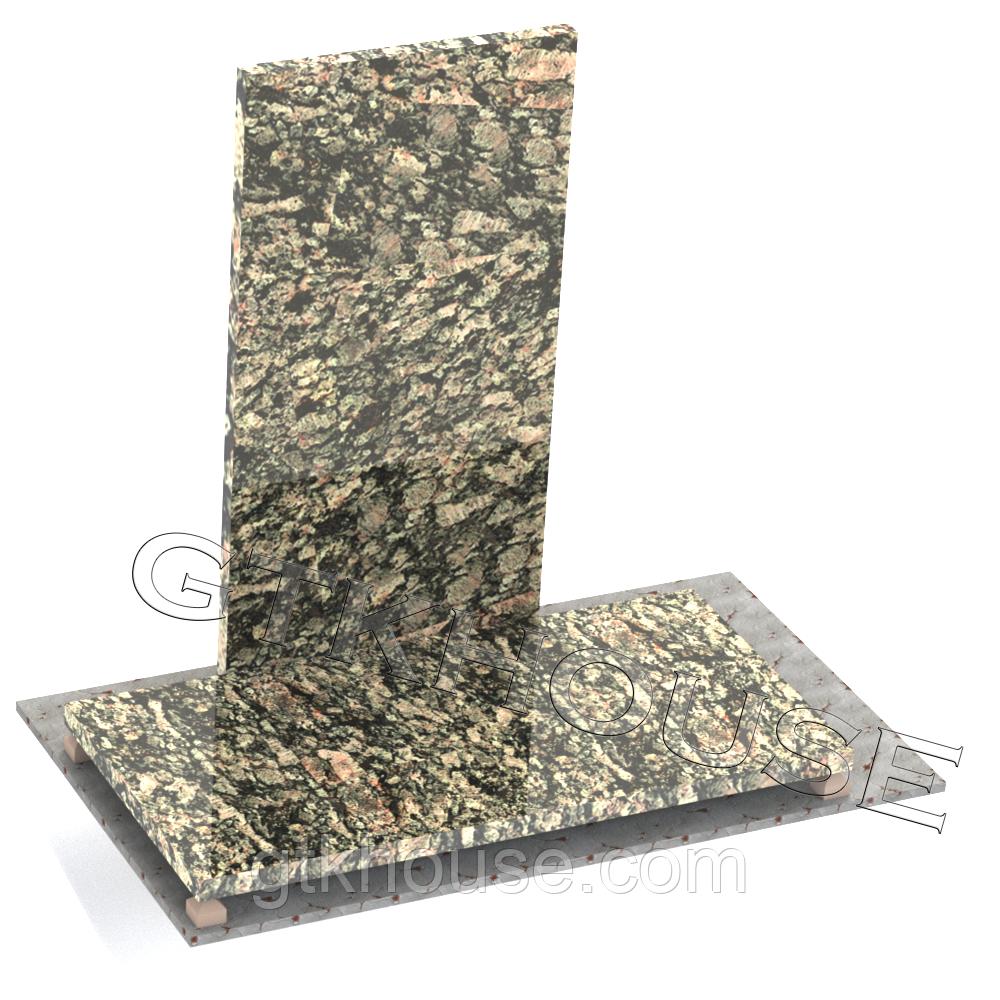 Плитка гранитная Софиевская 300*600*20