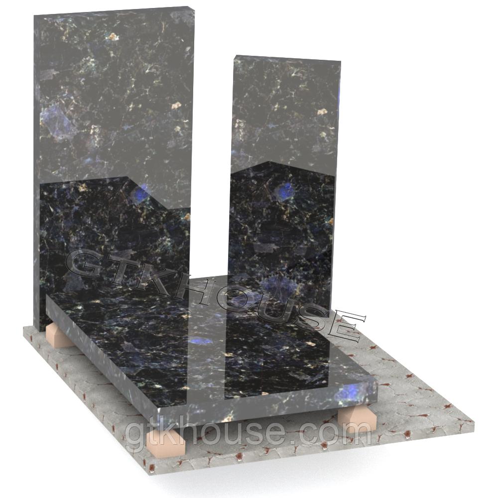 Плитка из Лабрадорита нестандартные размеры