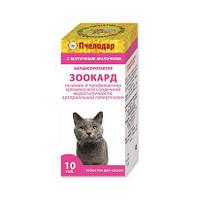 Зоокард №10 для кошек