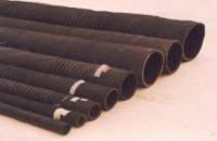 Рукава резиновые, напорно-всасывающие, с текстильным каркасом, неармированные, ГОСТ 5398-76