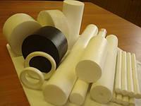 Фторопласт, заготовки: стержни, втулки, Ф-4К20, Ф-4К15М5, флубон-15, флубон-20