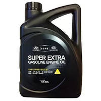 Моторное масло Mobis Hyundai/KIA Super Extra Gasoline 5W-30 4л.
