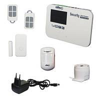 Комплект беспроводной сигнализации GSM-Kit - new