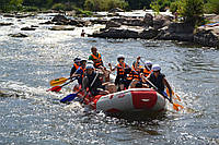 Тур Team Rafting Tour
