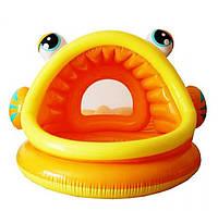 Детский надувной бассейн Intex  124x109х71 cм  (57109)