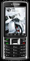 """Оригинальный телефон Donod D802, сенсорный дисплей 2.6"""", 2 micro SD, 2 SIM, ТВ, FM-радио, Java!"""