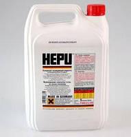 Антифриз HEPU (красный) 5L G12 (1:1= -38°C)