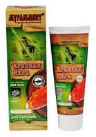 Красная икра 70 грамм Муравьивит гель бальзам восстановитель хрящевой ткани (суставы, мышцы)