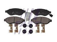 Колодки тормозные дисковые передние (комплект) FAST FT29130