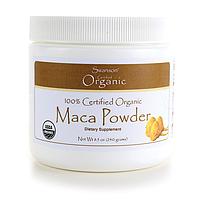 Мака - 100% Сертифицированная Органическая, 240 грамм