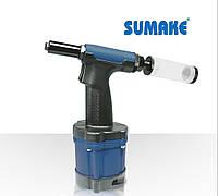 Пневмогидравлический заклепочник 4.8 - 6.4 мм (Sumake ST-66154)