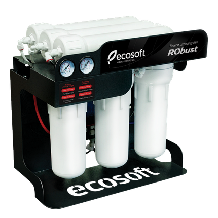Фильтр обратного осмоса Ecosoft RObust 1000 original, фото 2
