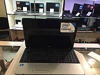 Ноутбук Acer 15.6 intel 2 ядра, 2 озу 500 винт, офисный