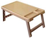 """Столик на кровать с разделителями """"Завтрак в постель"""", фото 2"""