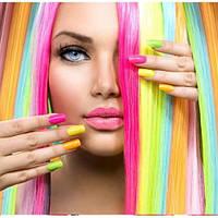 Мелки для волос Hair Chalk 16 шт.