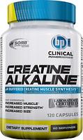 Кре алкалин, BPI Sports, Creatine Alkaline, 120caps