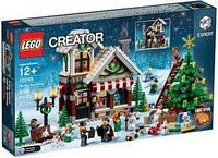 Конструктор LEGO серия creator Зимний магазин игрушек 10249