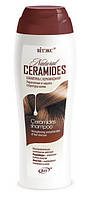 ШАМПУНЬ С КЕРАМИДАМИ укрепление и защита структуры волос NATURAL CERAMIDES