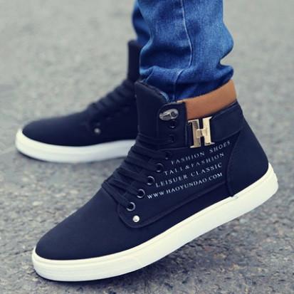 Мужские спортивные ботинки. Модель 6264